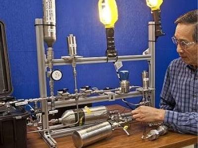 Gerador portátil de hidrogênio produz energia limpa