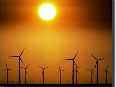 Maior gerador eólico do mundo começa a gerar energia