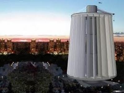Super turbina eólica ate 1 GWS