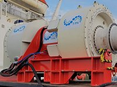 Finalmente um gerador econômico para explorar energia das marés