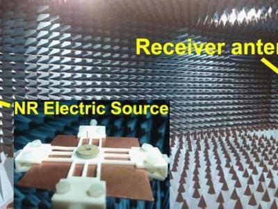 Criada uma antena não irradiante