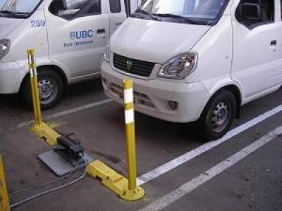 Carros elétricos são recarregados remotamente de forma segura