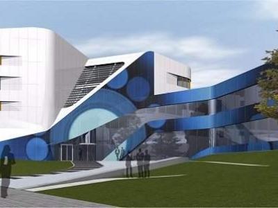 Painéis solares ganham cores para embelezar edifícios