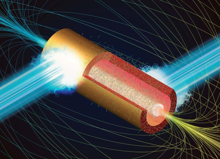 Qual o mais forte campo magnético se pode criar na Terra?