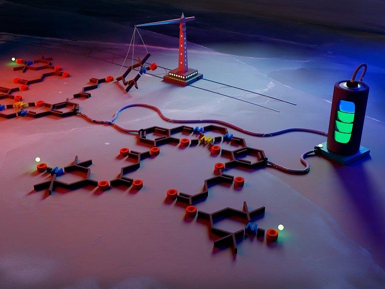 Bateria de plástico recarrega 10 vezes mais rápido que bateria de lítio alterima geradores