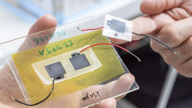 Bateria 100% biodegradável é feita de celulose, carbono e sal de cozinha